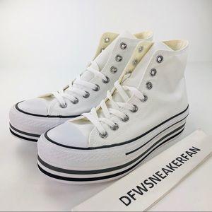 Women's Converse Chuck Taylor Hi Platform Shoes